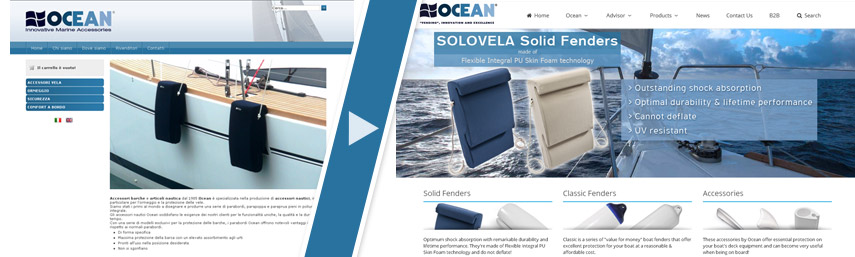 OCEAN is ''Fending'' Innovation and Excellence in new technologies!