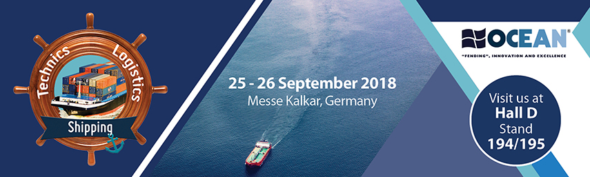 OCEAN at Shipping Technics Logistics 2018
