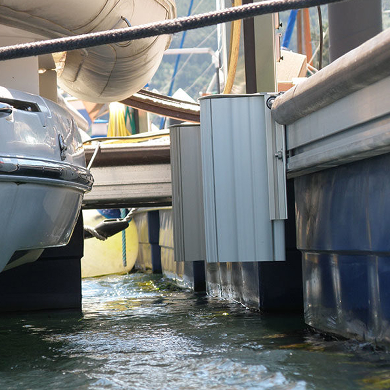 OCEAN Stern Dock Bumper, Floating Dock